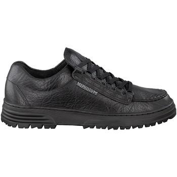 Schoenen Heren Sneakers Mephisto CRUISER Zwart