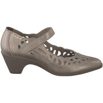 Schoenen Dames pumps Mephisto MACARIA Brown