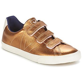 Schoenen Dames Lage sneakers Veja 3 LOCK Amber