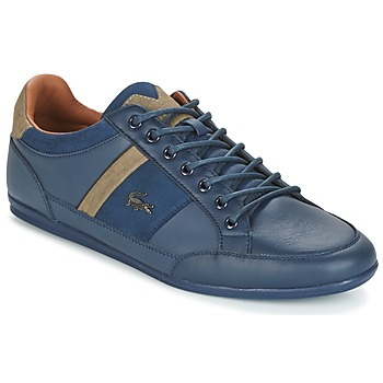 Schoenen Heren Lage sneakers Lacoste CHAYMON 1 Marine
