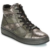 Schoenen Dames Hoge sneakers Tamaris NAPO Grijs