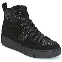 Schoenen Dames Hoge sneakers Tamaris NARU Zwart