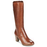 Schoenen Dames Hoge laarzen Tamaris NEOU Brown