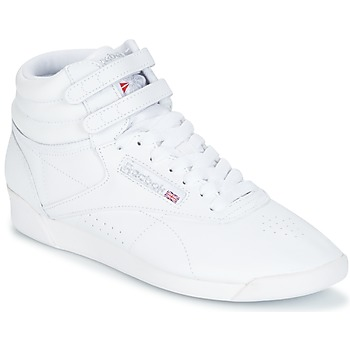 Schoenen Dames Hoge sneakers Reebok Classic F/S HI Wit / Zilver