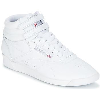 Schoenen Dames Lage sneakers Reebok Classic F/S HI Wit / Zilver