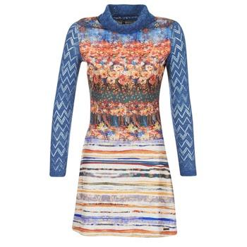 Textiel Dames Korte jurken Smash KRIVAN Multikleuren