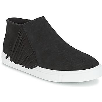 Schoenen Dames Laarzen Minnetonka GWEN BOOTIE Zwart
