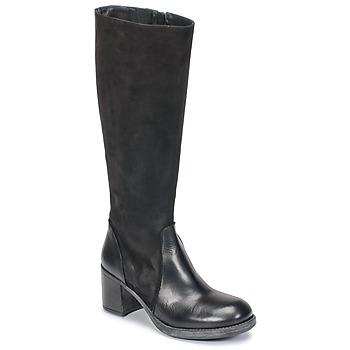 Schoenen Dames Hoge laarzen Lola Espeleta NAGARI Zwart