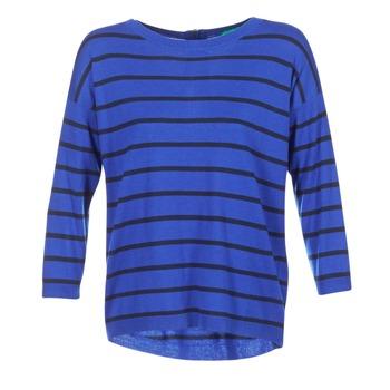 Textiel Dames Truien Benetton MIDIC Blauw