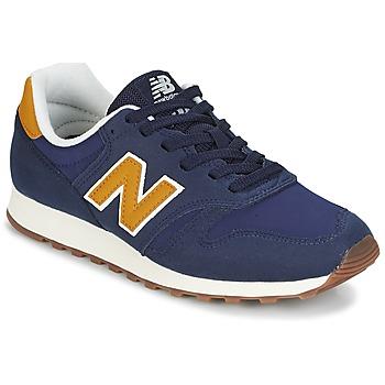 Schoenen Lage sneakers New Balance ML373 Blauw / Geel