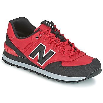 Schoenen Heren Lage sneakers New Balance ML574 Rood