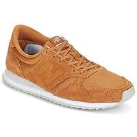 Schoenen Lage sneakers New Balance U420 Brown
