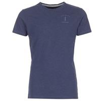 Textiel Heren T-shirts korte mouwen Hackett JODA Marine
