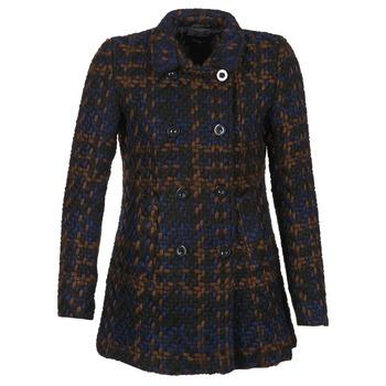 Textiel Dames Mantel jassen Desigual GERDA Multikleuren