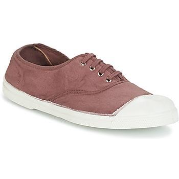 Schoenen Dames Lage sneakers Bensimon TENNIS LACET Prune
