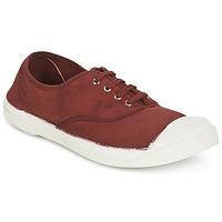 Schoenen Dames Lage sneakers Bensimon TENNIS LACET Lie / DE / Vin