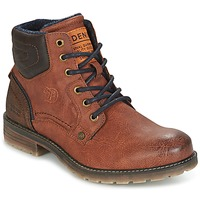 Schoenen Heren Laarzen Tom Tailor TIAGO Brown