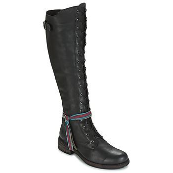 Schoenen Dames Lieslaarzen Felmini HARDY Zwart