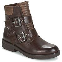 Schoenen Dames Laarzen Marco Tozzi POUDREE Brown