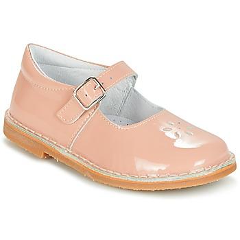 Schoenen Meisjes Ballerina's Citrouille et Compagnie HIVETTE Roze