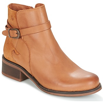 Schoenen Dames Laarzen Betty London HEYLEY  camel