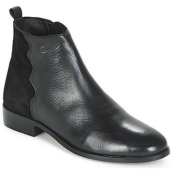 Schoenen Dames Laarzen Betty London HELOI Zwart