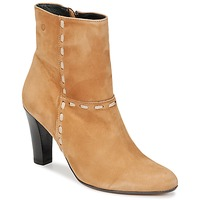 Schoenen Dames Enkellaarzen Betty London HADIA Brown