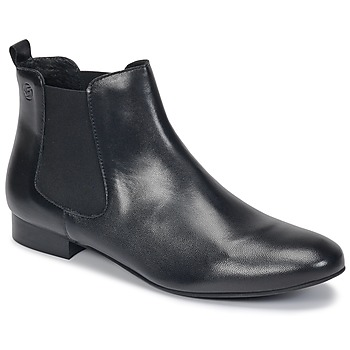 Schoenen Dames Laarzen Betty London HYBA Zwart