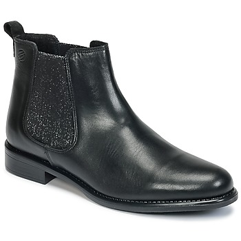 Schoenen Dames Laarzen Betty London HAYATI Zwart
