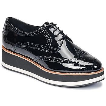Schoenen Dames Derby Betty London HENRIETTE Zwart