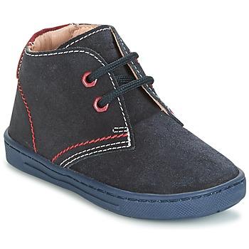 Schoenen Jongens Laarzen Chicco COBIN Marine