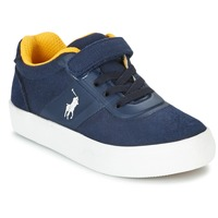 Schoenen Kinderen Lage sneakers Ralph Lauren HANFORD HM EZ Marine