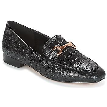 Schoenen Dames Mocassins Dune London LOLLA  zwart