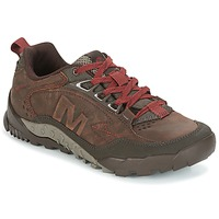 Schoenen Heren Allround Merrell ANNEX TRAK LOW Brown
