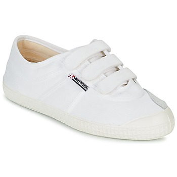 Schoenen Lage sneakers Kawasaki BASIC VELCRO Wit