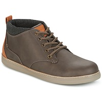 Schoenen Heren Hoge sneakers Skechers MENS USA Brown