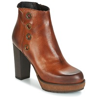 Schoenen Dames Enkellaarzen Sweet Lemon SEDRIA Brown