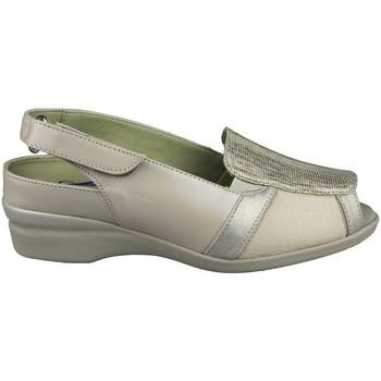 Schoenen Dames Sandalen / Open schoenen Dtorres ROCIO E1 BEIGE