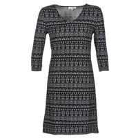 Textiel Dames Korte jurken Cream MIRA DRESS Zwart