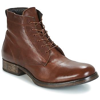 Schoenen Heren Laarzen Moma CUSNA COPPER Brown