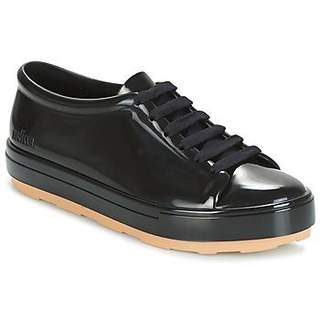 Schoenen Dames Lage sneakers Melissa BE AD. Zwart