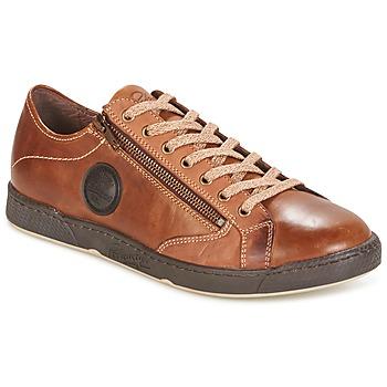 Schoenen Heren Lage sneakers Pataugas JAY  camel