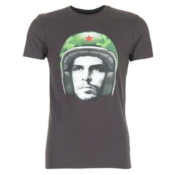 Textiel Heren T-shirts korte mouwen Le Temps des Cerises CUBA Grijs
