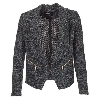 Textiel Dames Jasjes / Blazers Le Temps des Cerises DARLA Grijs