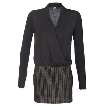 Textiel Dames Korte jurken Le Temps des Cerises MALAYA Zwart