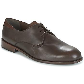 Schoenen Heren Derby So Size HUPO Brown