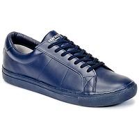 Schoenen Heren Lage sneakers Hackett MYF STRATTON Blauw