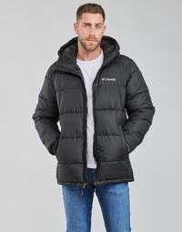 Textiel Heren Dons gevoerde jassen Columbia PIKE LAKE HOODED JACKET Zwart