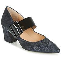 Schoenen Dames pumps Perlato JESSY Blauw / Zwart