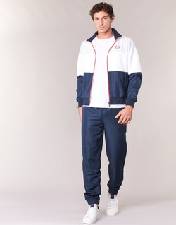 Textiel Heren Trainingspakken Sergio Tacchini LACKSON TRACKSUIT Marine / Wit